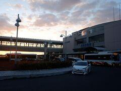 終点の和泉中央駅は結構栄えていた。