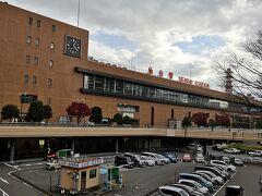 仙台駅は 東北の 1大都市 さすがに賑やかだ