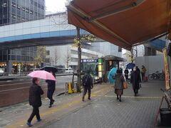 都営バス 田87系統です。 渋谷に向かいます。