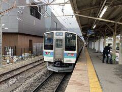 小淵沢駅で途中下車。