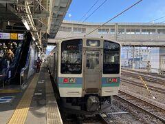 15:20に松本に到着。 松本は3年ぶりかな? これまで仕事関係で100回は優に来ている街。 色んな思い出が詰まっています。 「松本~、松本~、松本~、松本です」のアナウンスが懐かしい。