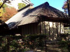 こちらは江戸時代の農家だそうです。