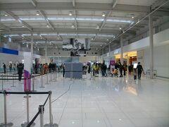 関空第2ターミナル! 初めて利用します。