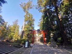 次に来たのは大崎八幡宮です。