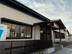 菊まつりを堪能して笠間駅に戻りました。