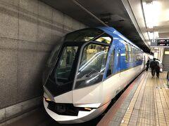 ■1日目 2020年12月30日(水) お伊勢参りのため、東京から名古屋を経由して伊勢へ。 名古屋から近鉄「しまかぜ」に乗車。