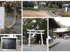 そしてその先の御穗神社です。