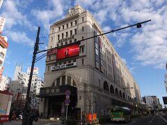 さて、浅草駅前から地下に入り