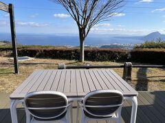 さて、福岡に戻りましょう。途中、別府湾サービスエリアで一服。