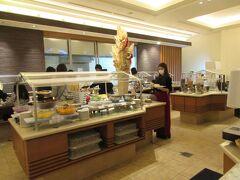 3日目の朝です。 ホテルマハイナウェルネスリゾートオキナワの朝食。