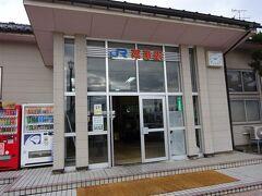 旅館をチェックアウトし、2日目は金沢を観光します。 粟津駅から金沢駅までは電車で30分ほど。