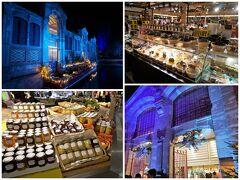 """その店からすぐの場所にあったのは""""屋内市場(Marché couvert de Colmar)""""。いろいろな店が入っています。"""