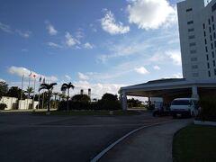 島内めぐりを終えてホテルに到着。ピンポイントの観光でしたが、個人的には充実した内容でした。