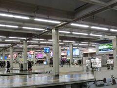 さすがの大ターミナル。