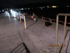 豊浜55釣り桟橋46.橋脚の5つ目。先月からボーズ3回続きます。