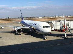 12/28 仙台空港より那覇空港へ。 やはりGO TO中止のせいでしょうか やはり空席が多し。