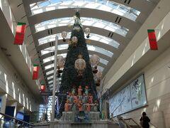 こちらの「クリスマスツリー」も♪。  これだけ見ることができれば、お家に飾らなくてもOKね(笑)♪。