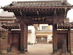 浄光寺山門 諏方神社のお隣りの浄光寺は諏方神社の別当寺でした。 江戸時代には雪見寺と呼ばれた真言宗豊山派のお寺です。