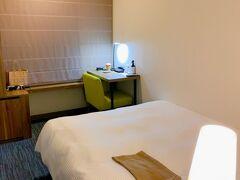 列車乗りまくりの旅程をこなした後、熊本に戻り、こちらのホテルで1泊。 最後の最後に恩恵を受けたGoToキャンペーンで2400円で泊まれちゃったのでめっちゃお得でした!