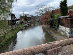 近江八幡にてランチを含めてフリータイムを貰いました