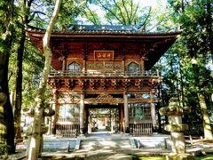 浄牧院は曹洞宗でこちらも東久留米七福神のお寺 大黒様がいらっしゃいます。 立派な山門があります。