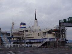 常設の記念館になりました 本州と北海道を往復していた青函連絡船