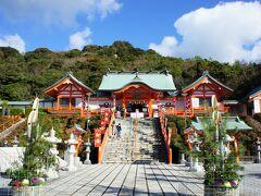 福徳稲荷神社  お正月の準備のため、御朱印はお休みになっていた。