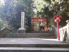 朝早起きして、午前11時前に元箱根のホテル、箱根エレガンスに到着。荷物を置かせてもらい、箱根神社近くのうどん屋さんで早めのランチをして、いよいよ箱根神社へ!