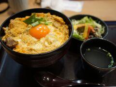 東京軍鶏親子丼を食べました。