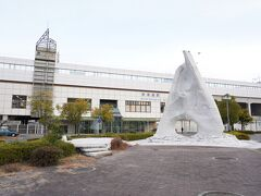 本日のレンタスタートは新尾道駅。