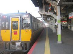 別払いだった「サンライズ出雲」を含めて、この「スーパーまつかぜ」乗車により、「やくも」「スーパーいなば」「スーパーはくと」「はまかぜ」「スーパーおき」と、山陰の核心部である島根県・鳥取県エリアを走行する定期特急をこれにてコンプリートです。パチパチパチ。(←完全な自己満足…。)