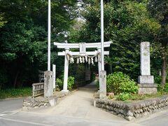 圏央道・桶川北本ICから車で10分程度で北本高尾 氷川神社に到着。 こちらへ訪れたのは、兼任される浅間神社への参拝目的もあります。