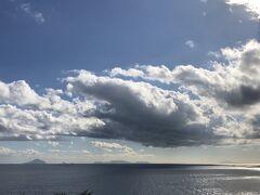 尼ヶ崎ウィングからの東伊豆の海