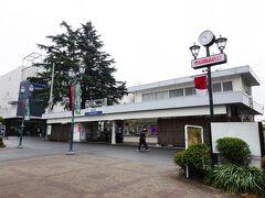 正門前にある西武豊島線・豊島園駅から旅を再開します。