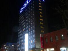 東横INN対馬厳原に戻り、対馬最終日の夜は終わり。 https://www.toyoko-inn.com/search/detail/00268/