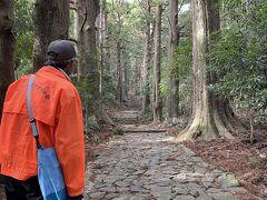那智大社や那智の滝までガイドさんと古道を歩きました