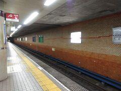 ●大阪メトロ 天神橋筋六丁目駅  再び駅に戻ってきました。 滅多に来ないこのエリア。 せっかくなので、周辺を散歩してみます。