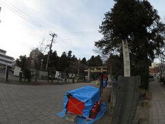 またまた来ました、仙台東照宮。