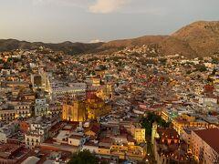 ピピラの丘からの景色 夕方から夜、昼間と2回訪れました (ケーブルカー利用は1回のみ)