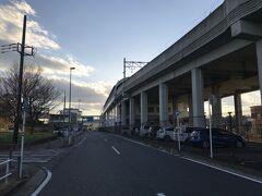 横浜市営地下鉄川和町駅を通過したのは15時46分