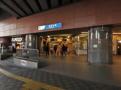 出発は小田急線豪徳寺駅から。(寺の)豪徳寺に一番近いのは東急世田谷線の宮坂駅ですが、1駅なのでここから歩きます。