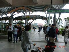 台東駅に着きました