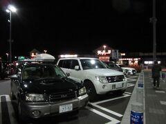 時刻は19:40  北陸道→名神→新東名と乗り継いで岡崎SAに到着 木之本ICー岡崎SA 133kmを100分 平均80km/h 一宮IC付近で多少渋滞に掴まりましたが、三連休最終日にこのペースならば上出来です