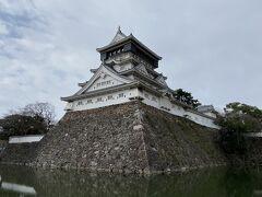 小倉城の櫓だなこりゃ