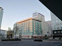 静岡って松坂屋もあるんですねー、知らなかったです。