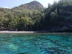 海中公園は、いつ来ても海が澄んでいて、魚も多い。 シュノーケリングに最適です。