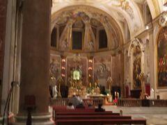 サンタ・マリア・デッリ・アンジェリ教会は何度行っても良い素晴らしさでした。  荘厳な教会。ローマに行ったらまた立ち寄りたい教会です。