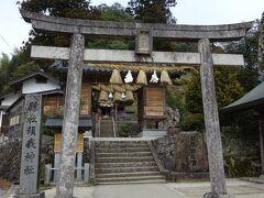 スサノオノミコトを祭っていて日本初の宮という須我神社