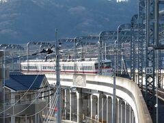 2020.12.26 栃木 アルカロイドダリルさま・オーヤシクタンさまを乗せた「きりふり282号」が走り去る。次の停車駅は春日部だが、熊本県民は埼玉県に行ってはいけないのだ。
