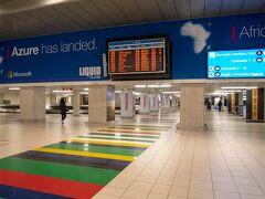 ヨハネスブルグ国際空港 (JNB)